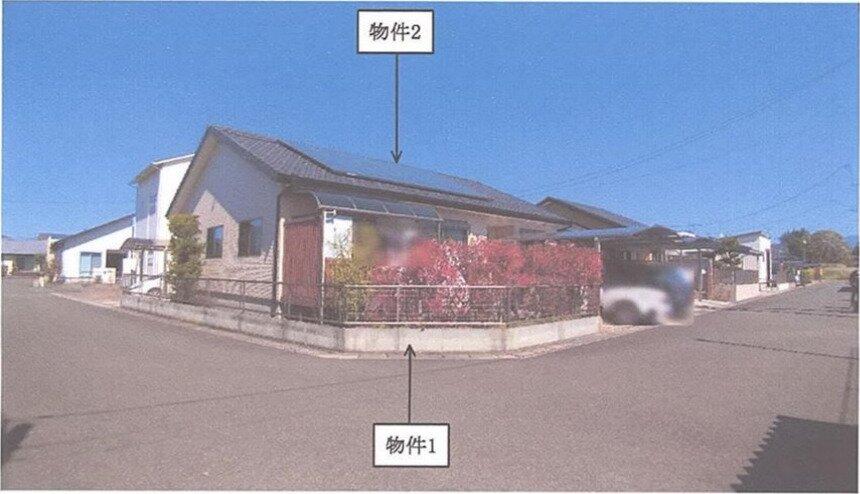 宮崎県都城市早水町 都城駅21分の競売物件  ¥ 終了 一戸建て 117m2